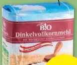Dinkel-Vollkornmehl von Echt Bio