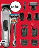 Trimmer Multi Grooming Kit MGK7220 von Braun