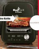 Oberhitze-Elektrogrill 8100 von Gourmet Maxx