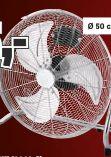 Windmaschine SHE50WM2003 Chrom von SHE
