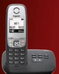 Schnurlostelefon A415A von Gigaset