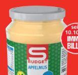Apfelmus von S Budget