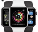 Smartwatch Watch Series 3 von Apple