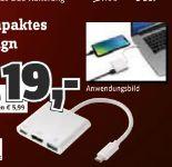 Multiportad RF-HUB-150 USB-C von Renkforce