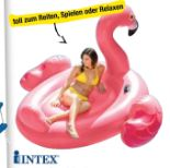 Mega Flamingo Island von Intex