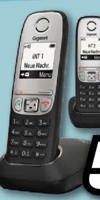 Schnurlostelefon A415 Duo von Gigaset
