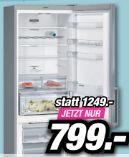 Kühl-Gefrierkombination KG49NXIEP von Siemens