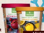 Bio-Gemüse-Frucht-Sorbet von Followfood