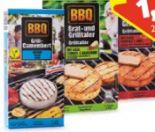 Brat-Grillkäsetaler von BBQ
