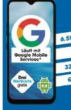 Smartphone K41S von LG