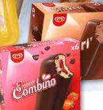 Erdbeer Combino von Eskimo