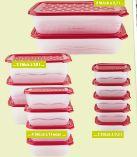 Frischhaltedosen-Set von Ernesto