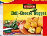 Chili-Cheese Nuggets von El Tequito