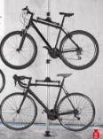 Teleskop-Fahrradständer von Crivit