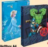 Heftbox A4 Avengers