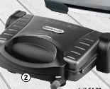 Plattengriller HG 600 von Kenwood