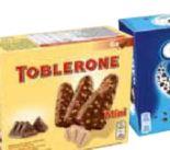 Eis Stick von Toblerone