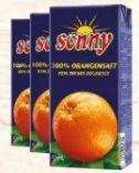 Orangensaft von Sonny