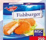Fischburger von Ocean Sea