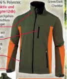 Herren Jagd-Freizeit-Softshell-Jacke von Toptex