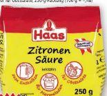 Zitronen Säure von Haas