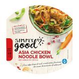 Asia Chicken Noodle Bowl von Simply Good