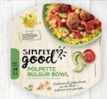 Polpette Bulgur Bowl von Simply Good