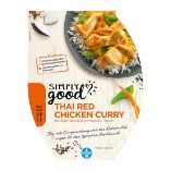 Thai Red Chicken Curry von Simply Good