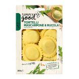Tortelli Mascarpone-Rucola von Simply Good