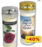 Premium Motivlicht von Hofer Kerzen