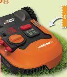 Mähroboter Landroid M500 von Worx