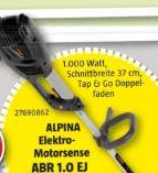 Elektro- Motorsense ABR 1.0 EJ von Alpina