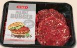 Deluxe Burger von Berger
