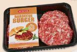 Barbecue Burger von Berger