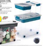 Maxi-Stapelboxen-Set von easyhome