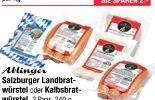 Salzburger Landbratwürstel von Ablinger
