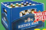 Alkoholfrei Bier von Rieder