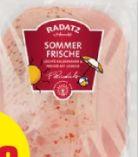 Sommeraufschnitt von Radatz
