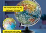Tag-Nacht-Globus von Melinera