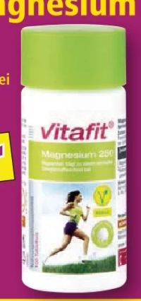 Magnesium 250 von Vitafit
