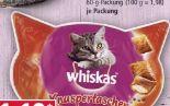 Knuspertaschen von Whiskas