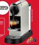 Nespresso Kaffeemaschine CitiZ EN 167 W von DeLonghi
