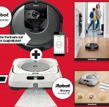 Saugroboter Roomba I7+ von iRobot