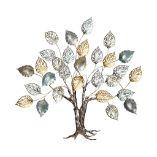Wanddeko Baum von Ambia