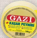 Kashkaval von Gazi