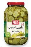 Delikatess Gurken von Felix