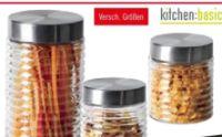 Vorratsglas Gerillt von Kitchen Basics