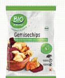 Gemüsechips von Bio Primo