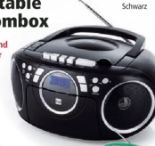 Portable Boombox P70 von Dual