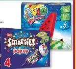 Smarties Pop Up von Nestlé